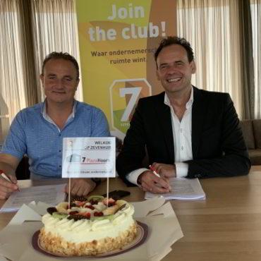 7Plaza Hoorn tekent koopcontract Zevenhuis