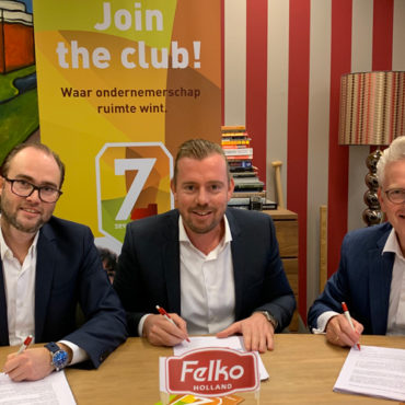 Felko Holland tekent koopcontract Zevenhuis