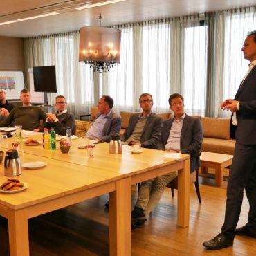 Eerste stappen oprichting Stichting parkmanagement Zevenhuis