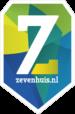Logo Zevenhuis blauwgroen